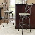 Urban Reclamation Swivel Barstools Set of 2