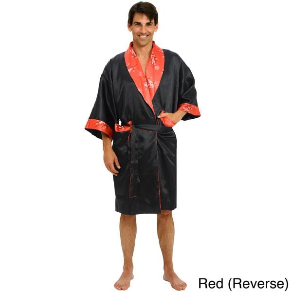 Kimono bathrobe men