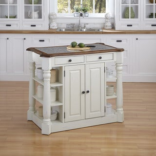 Americana Granite Kitchen Island
