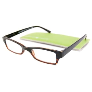 Gabriel+Simone Readers Men's/Unisex Saint Germain Rectangular Plastic Reading Glasses