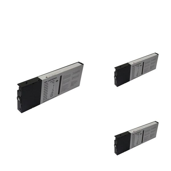 INSTEN Epson T6061PBK Photo Black Cartridge Set (Remanufactured) (Pack of 3)