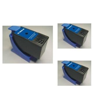 INSTEN Dell M4640 Black Cartridge Set (Remanufactured) (Pack of 3)