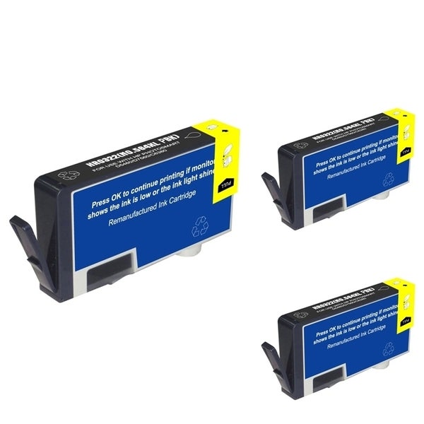 Insten Remanufactured 564XL Photo Black Ink Cartridge CB322WN/ CR277WN with New Chip for HP PhotoSmart 5510/ 5514/ 6510