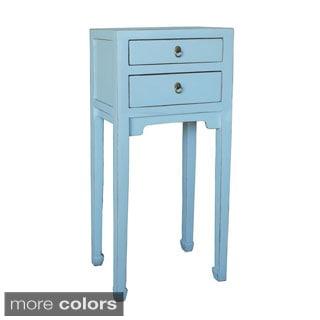 Antonio Natural Wood Dresser
