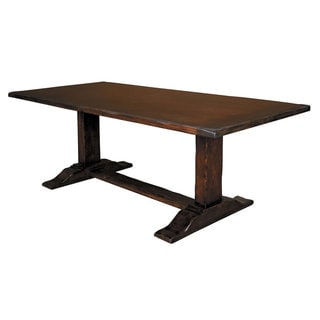 Trestle Counter Height Dining Table