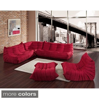 Waverunner Modular Sectional Sofa Set (5-piece)