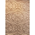 Empire Antique Area Rug (5-feet, 3-inches X 7-feet, 7-inches)