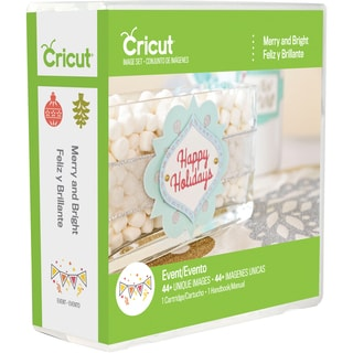 Cricut Merry and Bright Cartridge