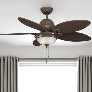 Hunter 54-inch Caribbean Breeze Fan
