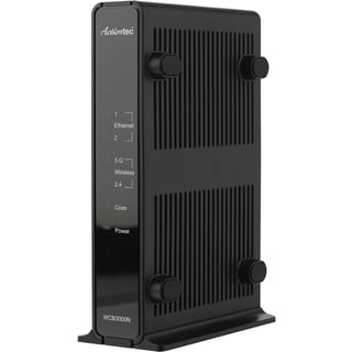 Actiontec WCB3000N01 MoCA Dual-Band Wireless Extender - Retail