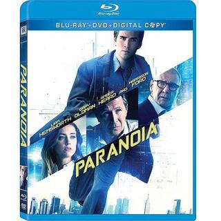 Paranoia (Blu-ray/DVD) 11820729