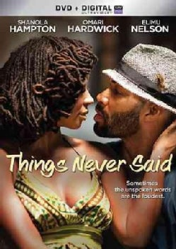 Things Never Said (DVD)