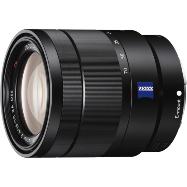 Sony Vario-Tessar SEL1670Z 16 mm - 70 mm f/4 Mid-range Zoom Lens for