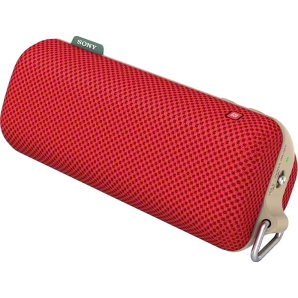 Sony SRS-BTS50/RED Speaker System - 5 W RMS - Wireless Speaker(s) - R