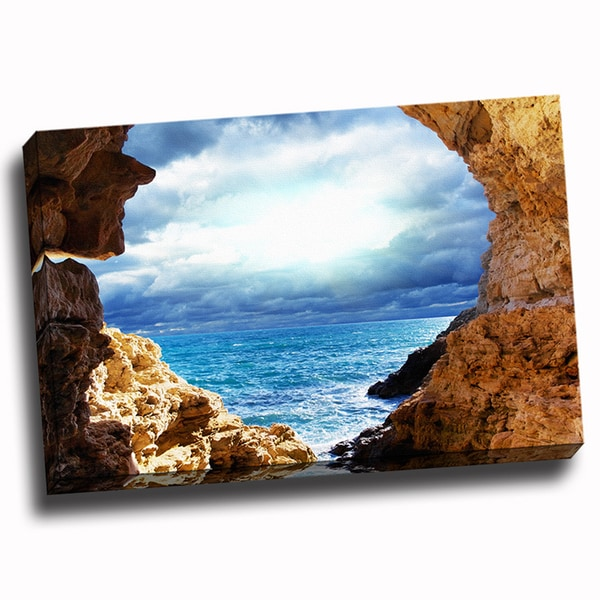 'Glimpse into the Ocean' Wall Art