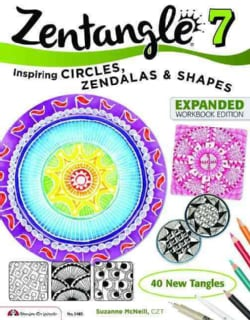 Zentangle 10: Featuring Ideas for Origami & Paper Crafts (Paperback)