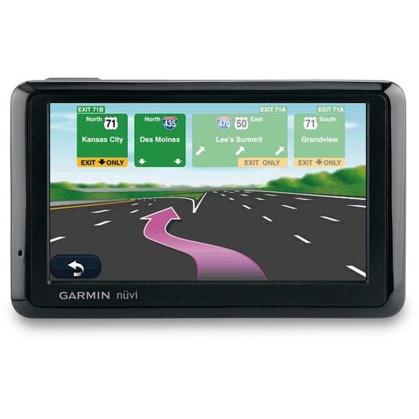 Garmin nuvi 1390LMT 4.3-inch GPS Navigation System with Lifetime Maps & Traffic (Refurbished)