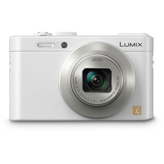 Panasonic LUMIX DMC-LF1 Wi-Fi 12.1MP White Digital Camera
