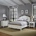 The French Countryside Queen Bed, Night Stand, and Chest