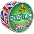 Patterned Duck Tape 1.88inX10yd Union Jack