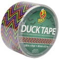 "Holiday Duck Tape 1.88""X10yd Scary Chevron"