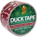 "Holiday Duck Tape 1.88""X10yd-Seasonal Sweets"