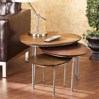 Triangle Coffee Sofa End Tables Overstock Shopping The Best Prices Online