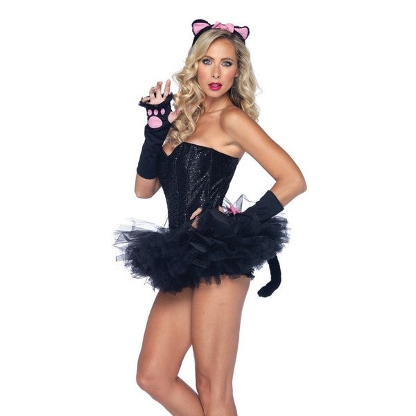 Leg Avenue Pretty Kitty Accessories 3-piece Kit