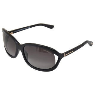 Tom Ford Women's 'FT0278/S Vivienne' Shiny Black Sunglasses