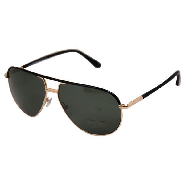 tom ford men 39 s 39 ft0285 s cole 39 gold black aviator sunglasses. Cars Review. Best American Auto & Cars Review