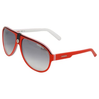Carrera Unisex '32/S 06CF' Red Fashion Sunglasses