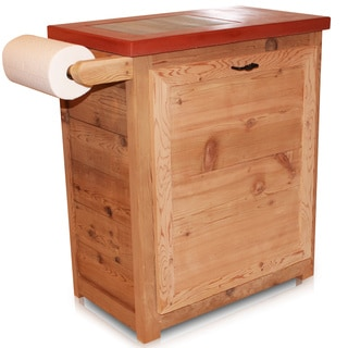 Recherche Furnishings indoor or Outdoor Trash/ Recycle Receptacle