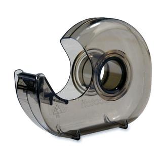 "Scotch H127 Refillable Handheld Tape Dispenser 1"" Core Plastic/Metal Smoke"