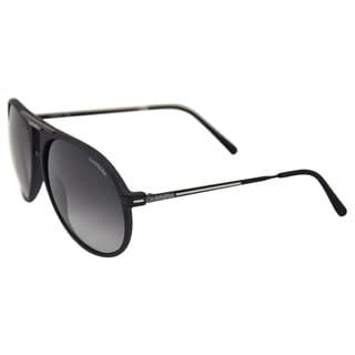 Carrera Unisex '56/S 0GTN' Matte Black Retro Metal Sunglasses
