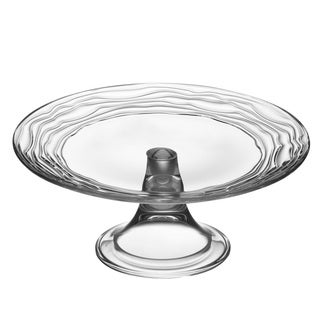 Kathy Ireland Home Kahala Footed Plate by Gorham