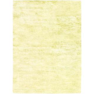 Anji Hand-loomed Anji/ Cream Area Rug (5'3 x 7'6)