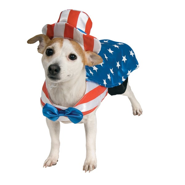 Rubies Uncle Sam Pet Costume