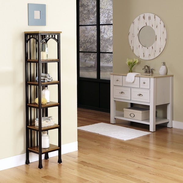 Home Styles Modern Craftsman Six Tier Tower