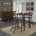 Home Styles Cabin Creek 3-piece Bistro Set