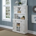 Nantucket Distressed Buffet and Hutch