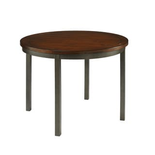 Home Styles Cabin Creek Round Dining Table