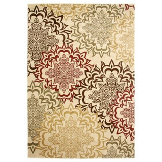 Karma Antique Area Rug (7'10 x 9'10)