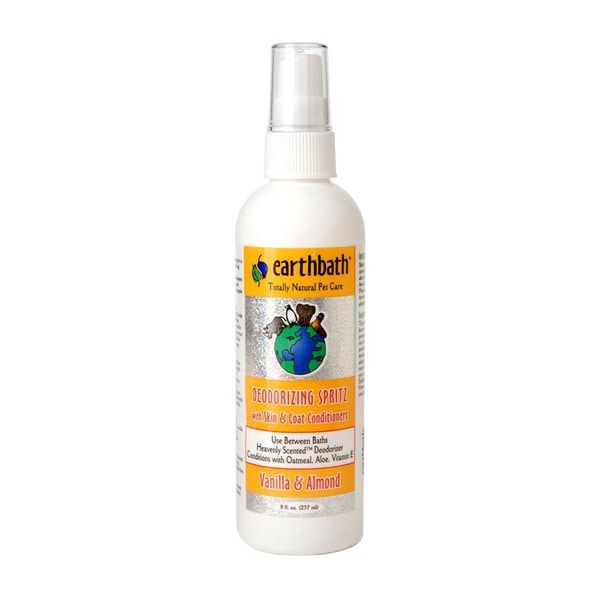 Earthbath Vanilla/ Almond 8 oz Deodorizing Spritz