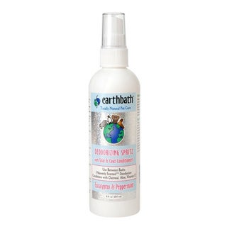 Earth Bath Eucalyptus/ Peppermint Deodorizing 8-ounce Pet Spritz