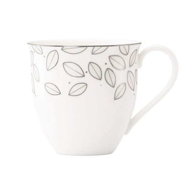 Lenox Platinum Leaf Mug
