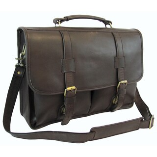 Amerileather Heritage Laptop Briefcase