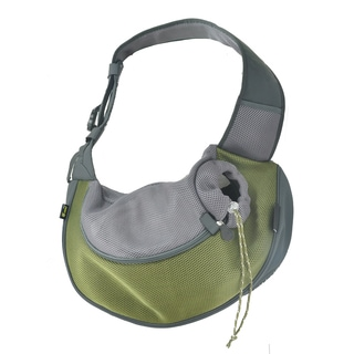 Wacky Paws Olive Pet Carrier Sling
