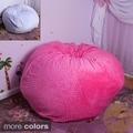Christopher Knight Home Eloise Fabric Bean Bag