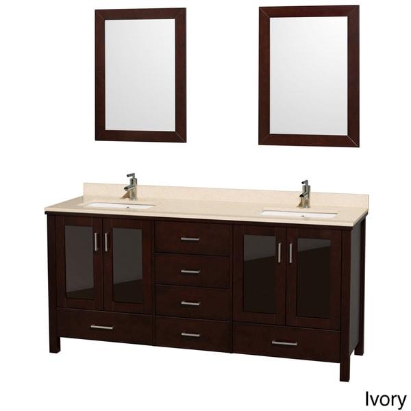 72 inch bathroom mirror