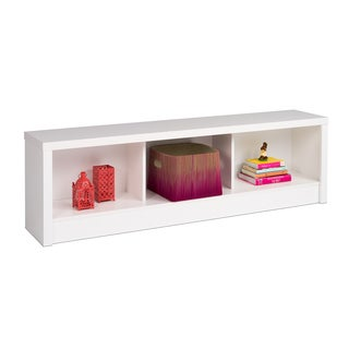 Nolita Pure White Storage Bench